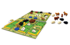 Agricola : All Creatures Big and Small - Boardgame Space - 2