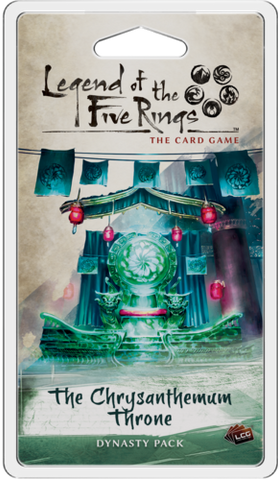 L5R LCG: Expansion 04 - The Chrysanthemum Throne