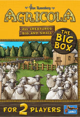 Agricola: All Creatures Big and Small Big Box