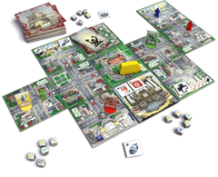 ESCAPE: Zombie City - Boardgame Space - 2