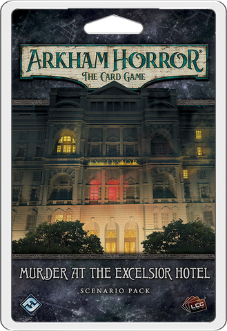 AH LCG: Standalone Adventures -  Murder at the Excelsior Hotel