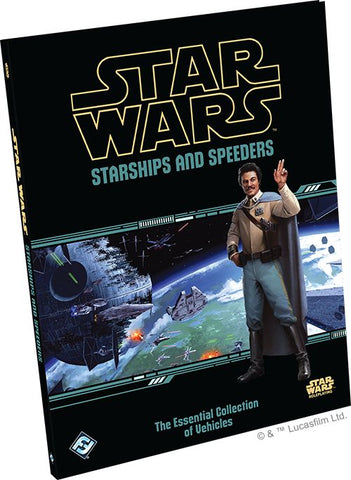 Star Wars: RPG - Supplements - Starships and Speeders