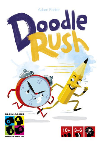 Doodle Rush