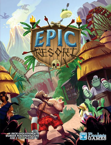 Epic Resort (2nd Ed)