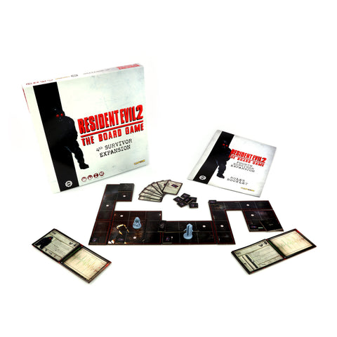 Resident Evil 2: The Board Game - Fourth Survivor