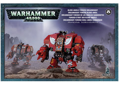 WH 40K: Blood Angels - Furioso Dreadnought