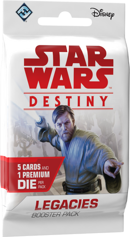 Star Wars: Destiny - Legacies Booster (Display)