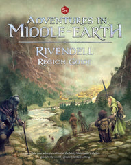LOTR RPG: Adventures in Middle Earth - Rivendell Region Guide