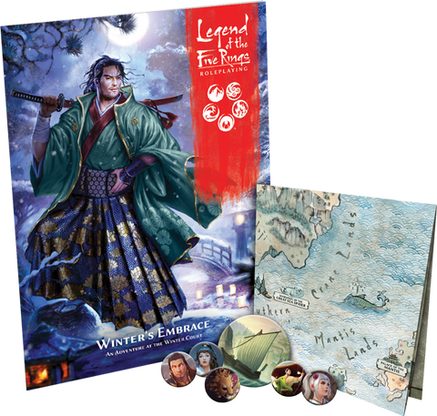 L5R RPG: Adventures - Winter's Embrace