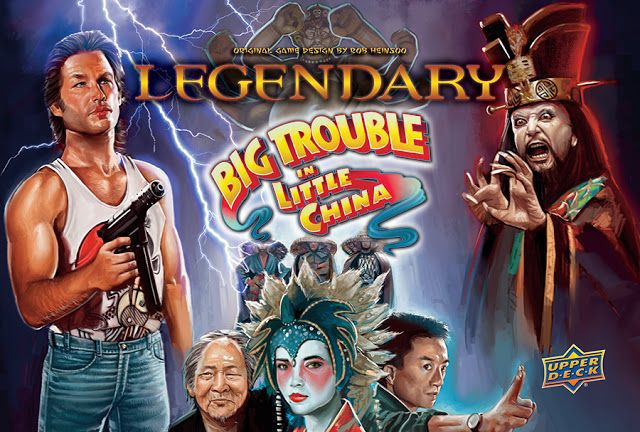 Legendary: Trouble in Little China DBG