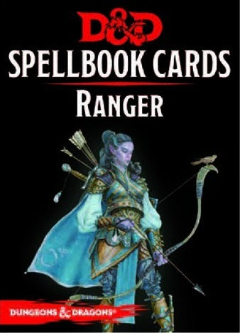 D&D RPG: Spellbook Cards: Ranger