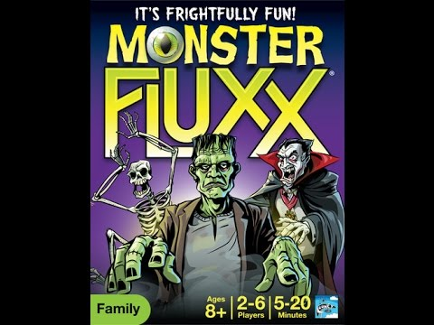Fluxx: Monster