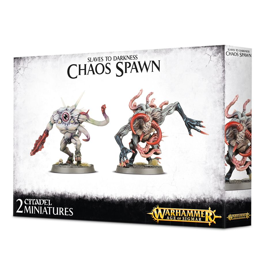 Warhammer Age of Sigmar: Slaves to Darkness - Chaos Spawns