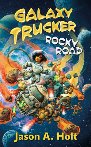 Galaxy Trucker - Rocky Road