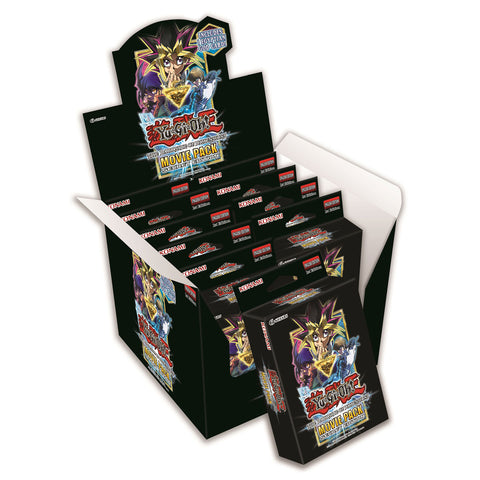 Yu-Gi-Oh! TCG: The Dark Side of Dimensions Movie Pack Secret Edition (x10 Display)