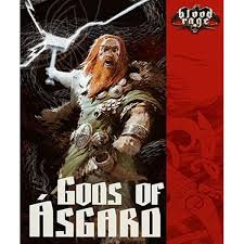 Blood Rage - Gods of Asgard