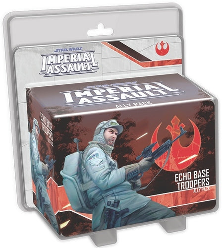 Star Wars: Imperial Assault - Echo Base Troopers (Ally)
