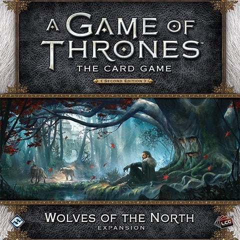 GOT LCG (2nd Ed): Pack 07 - Wolves of the North Deluxe Expansion