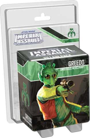 Star Wars: Imperial Assault - Greedo (Villain)