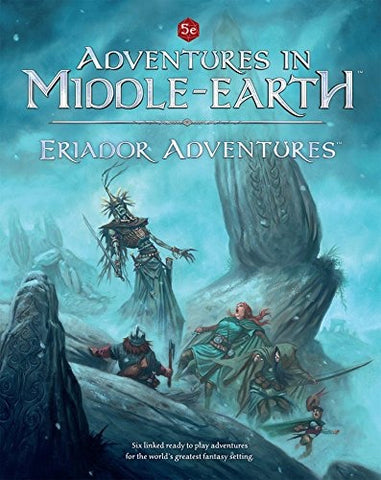 LOTR RPG: Adventures in Middle Earth - Eriador Adventures