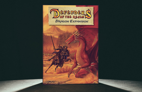 Defenders of the Realm (2nd Ed.) - Dragon Expansion
