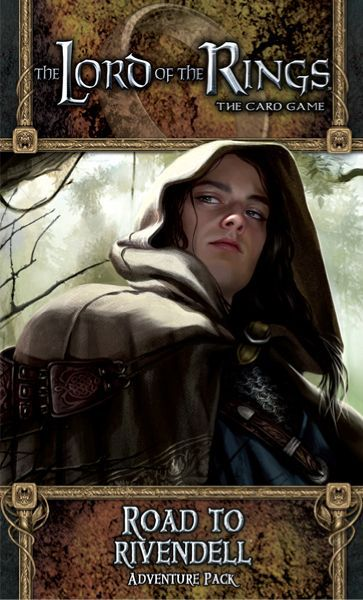 LOTR LCG: Expansion 09 - Road to Rivendell