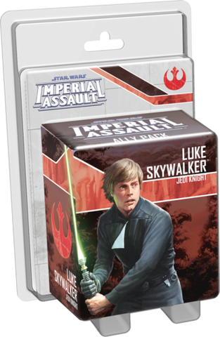 Star Wars: Imperial Assault - Luke Skywalker, Jedi Knight (Ally)