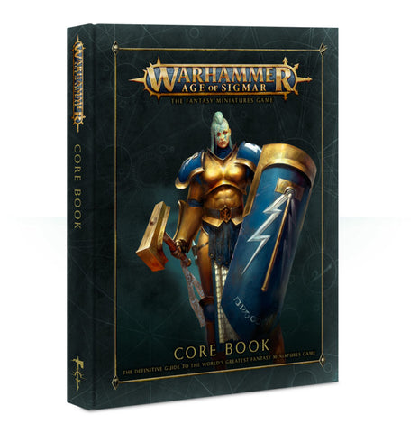 WH AoS: Core Rulebook