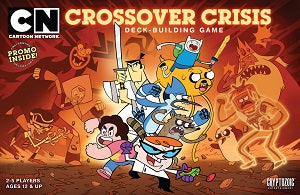 Cartoon Network Crossover Crisis DBG