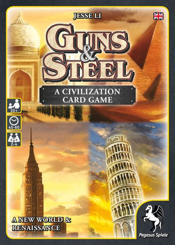 Guns & Steel: A Story of Civilization