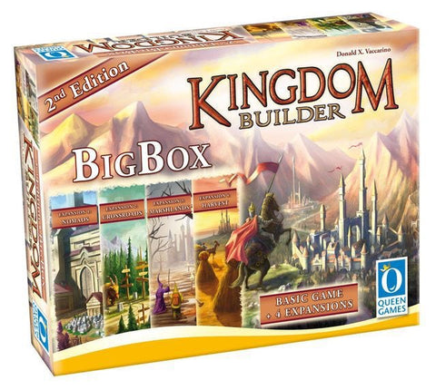 Kingdom Builder: Big Box (2nd Ed.)