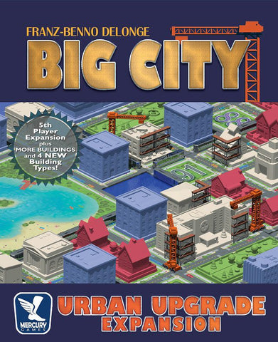 Big City (20th Anniversay Jumbo Ed.) - Urban Upgrade