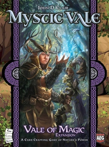 Mystic Vale - Exp 01: Vale of Magic