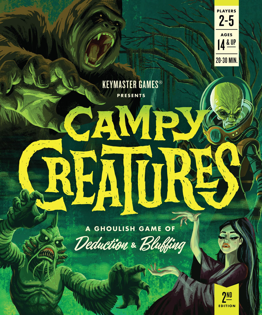 Campy Creatures (2nd Ed.)