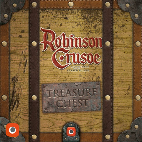 Robinson Crusoe: Adventures on the Cursed Island - Treasure Chest