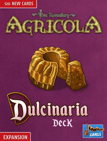 Agricola - Dulcinaria Deck Expansion