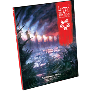 L5R RPG: Sourcebooks - Shadowlands
