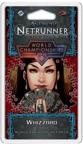 AN LCG - 2016 World Champ Runner Deck (Whizzard)