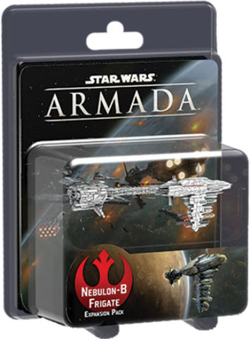 Star Wars: Armada - Nebulon B Frigate (Rebel)
