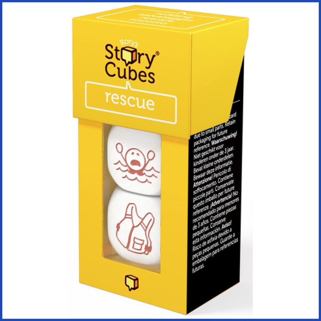 Rory's Story Cubes - Rescue