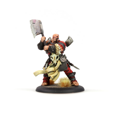 Guild Ball: Butcher's Guild - Veteran Boar