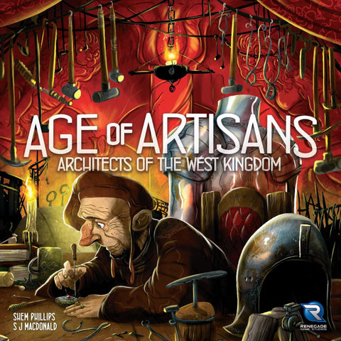Architects of the West Kingdom - Age of Artisans
