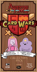 Adventure Time: Card Wars - Princess Bubblegum vs. Lumpy Space Princess