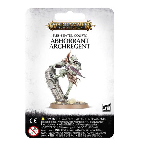 WH AoS: Flesh-Eater Courts - Abhorant Archregent