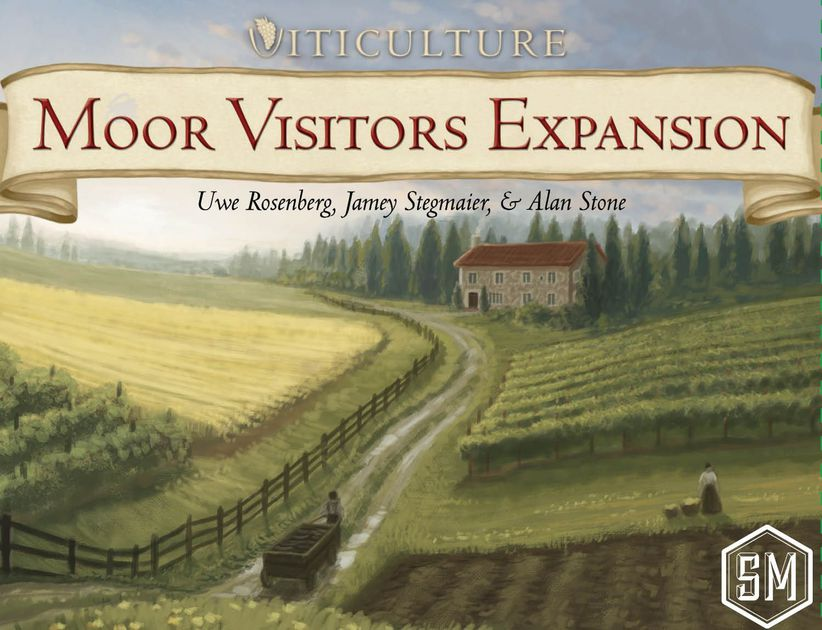 Viticulture - Moor Visitors