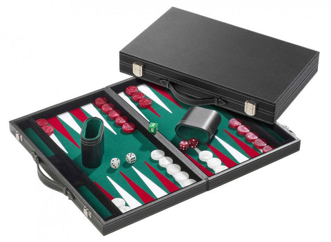 Backgammon (Green, Medium)