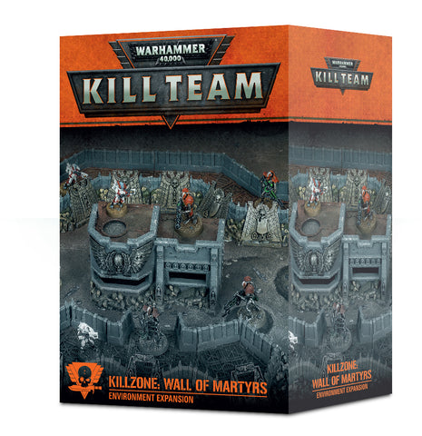 Warhammer 40K: Kill Team - Killzone Wall of Martyrs