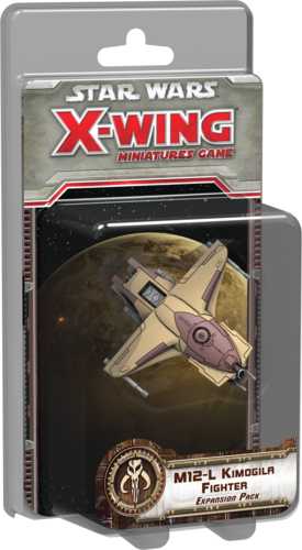 Star Wars: X-Wing - M12-L Kimogila Fighter (Scum)