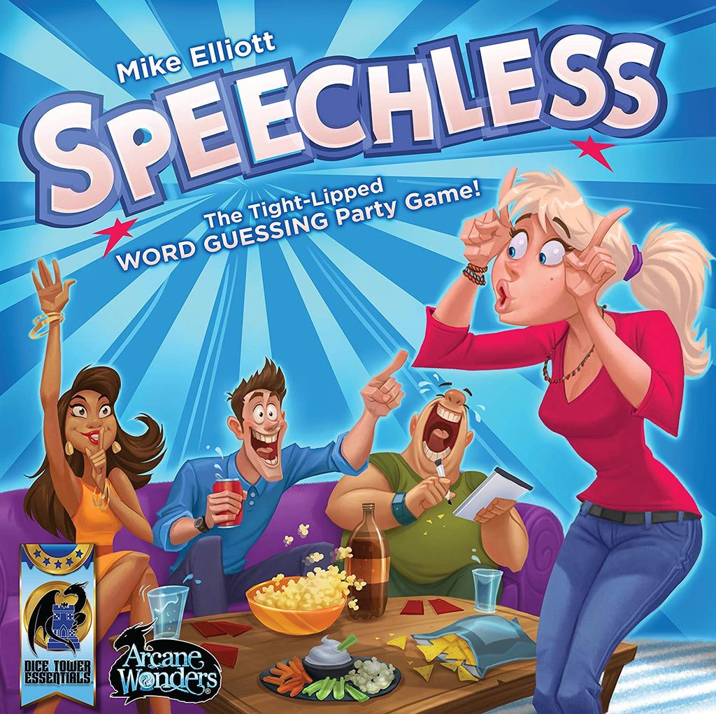 Speechless | Boardgame Space