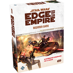 Star Wars: RPG - Edge of the Empire - Beginner Game